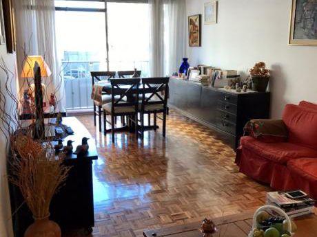 Venta Apartamento Parque Rodo 3 Dormitorios 2 Baños