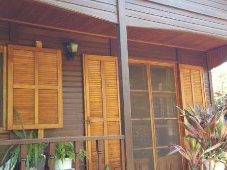 Casa 3 Dorm.1 Baño, Cocina.comedor Living, Jardin, Patio + Departamento