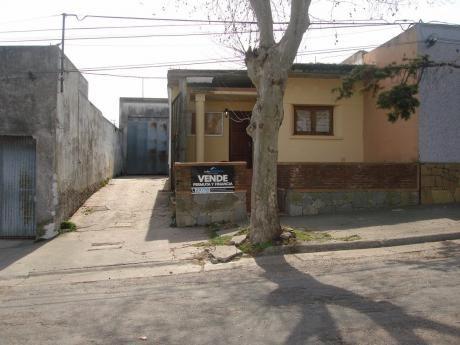 Buena Casa 2 Dorm ,cocina-comedor-living - Baño Con Galpon