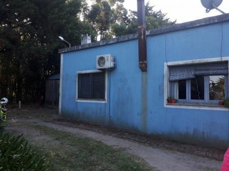 Chacra C/casa De 3 Dormitorios, Baño,cocina-living Comedor,