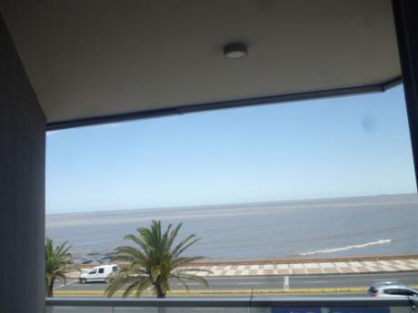 Apto A Estrenar, Con Preciosa Vista Al Mar!