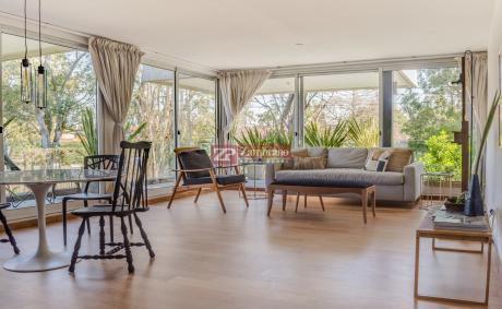 Apartamento 3 Dormitorios + Servicio En Carras Consulte Con Muebles!