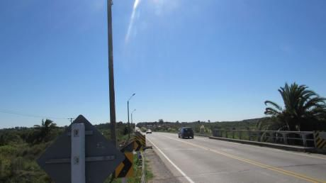 Terreno Con Frente A Ruta Nacional Nº1