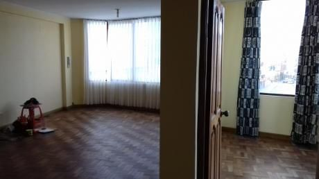 Alquiler Departamento 3 Dormitorios Cristo Rey, Sopocachi, $us 350