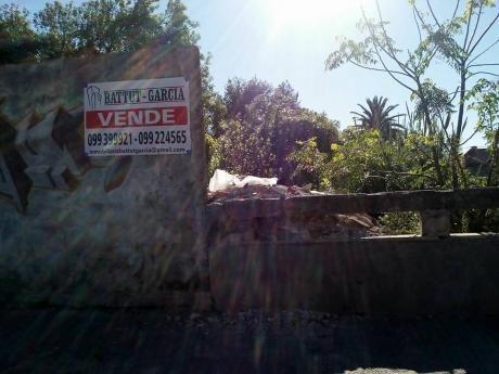 Vendo Terreno En El Cerro