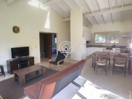 Casa En Alquiler Anual Punta Del Este Cerca Shopping - Ref: 130