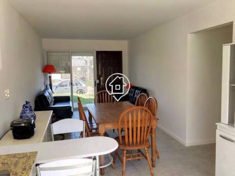 Apartamento Dos Dormitorios En Alquiler Anual Maldonado - Ref: 134