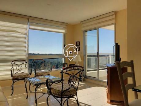 Apartamento Punta Del Este Dos Dormitorios A Pocas Cuadras De La Playa - Ref: 53