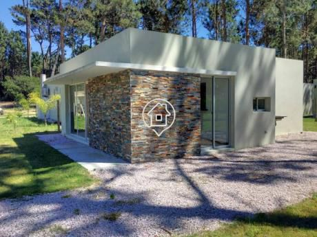 Casa En Pinares Punta Del Este, A Estrenar - Ref: 63