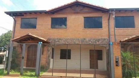 Alquilamos Hermoso Duplex En El Barrio Residencial Mburukuya
