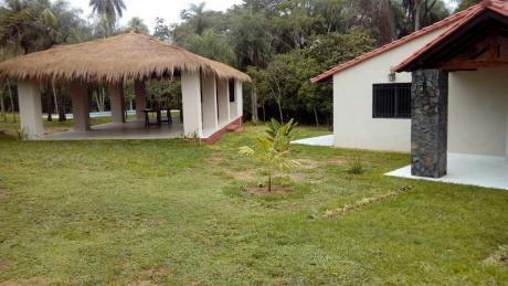 Oferta De Casa Quinta En San Bernardino Zona La Gruta 6.900 M2