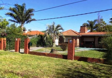 Alquiler De Casa 4 Dormitorios + Monoambiente Al Fondo, Solymar Sur -