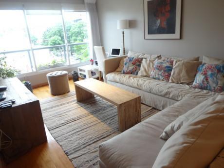 Excelente Apartamento, Pocitos Nuevo, 2 Dormitorios En Suite, 3 Baños