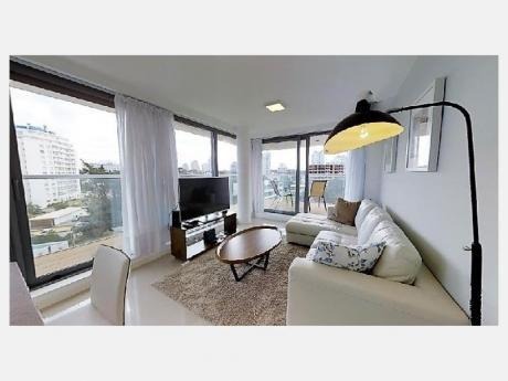 Apartamentos En Playa Brava: Dga2100a