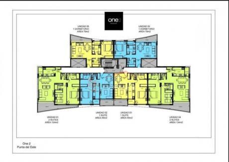 Apartamentos En Playa Brava: Gor13524a