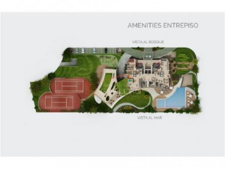 Apartamentos En Playa Brava: Gor15733a