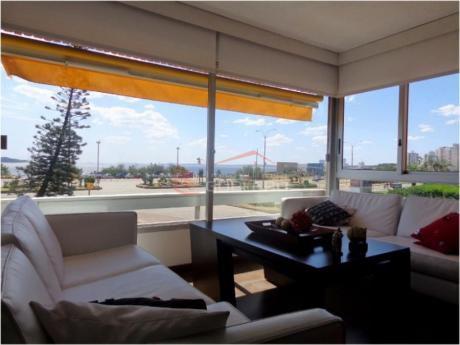 Apartamentos En Playa Mansa: Gor16619a