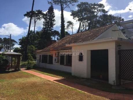 Casas En Cantegril: Gor25205c