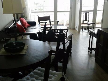 Alquiler Apartamento En Edificio Peninsula, 1 Dorm