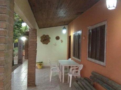 Alquilo Casa Para 4 Personas En Alvorada, Barra Del Chuy, Br