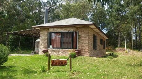 Casa En Un Entorno De Paz De Cara A Los Cerros