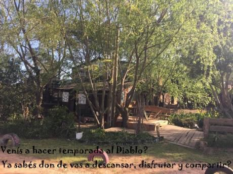 Villa Tropical Carabanchel Punta Del Diablo