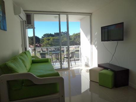Apartamento Impecable Totalmente Equipado A 100m De La Playa