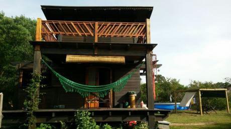 Cabaña En Punta Rubia