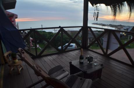 Cabaña Frente Al Mar Zona Centro Dos Terrazas Verano