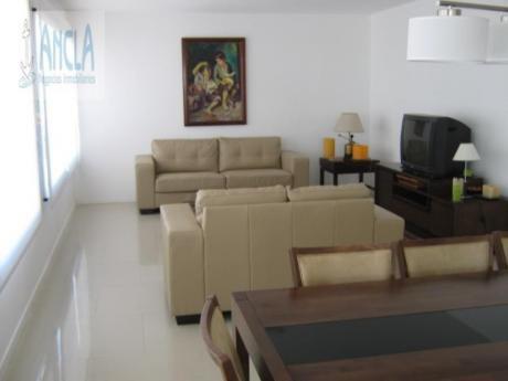 Apartamentos En Playa Brava: Anc205a