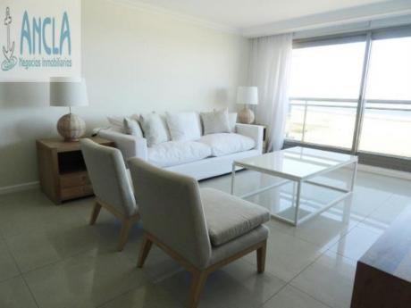 Apartamentos En Playa Brava: Anc654a
