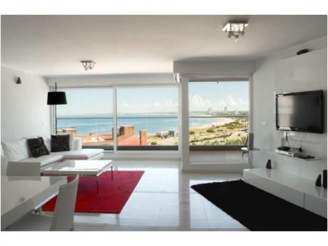 Apartamentos En Playa Mansa: And3657a