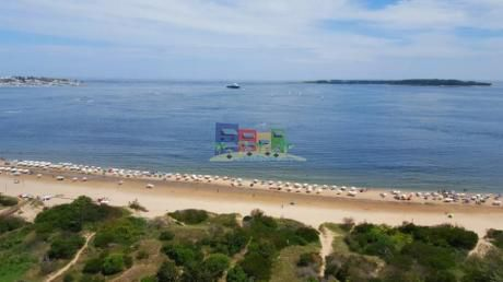 Apartamentos En Playa Mansa: Bbp38a
