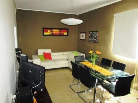 Apartamento 2 Dormitorios En Pocitos Nuevo, Montevideo