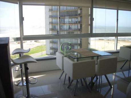 Apartamentos En Playa Brava: Cpt10717a