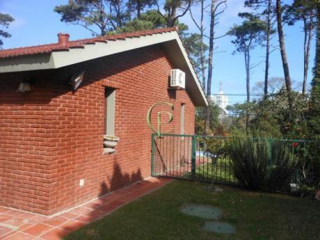 Casas En Punta Del Este: Cpt11468c