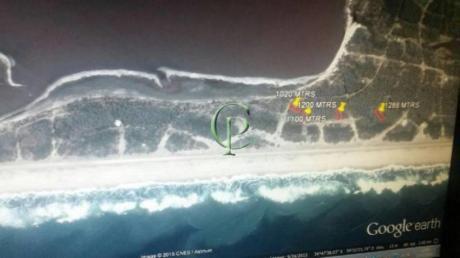 Terrenos En Balneario Paraíso Suizo: Cpt11735t