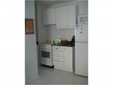 Apartamentos En Playa Mansa: Cpt333a