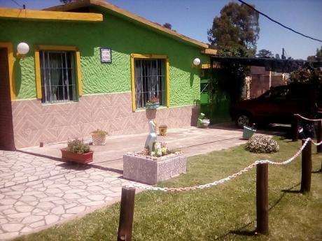 Casa Alquiler Playa Hermosa Calle 23 Y 5