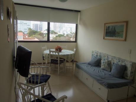 Punta Del Este Apartamento 1 Dormitorio Excelente Ubicación
