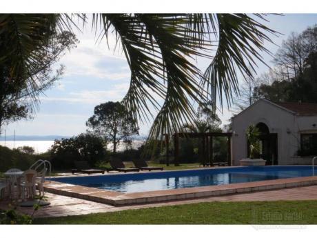 Chacras / Campos En Laguna Del Sauce: Blt44h