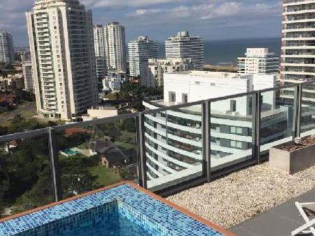 Apartamentos En Playa Brava: Idg264a