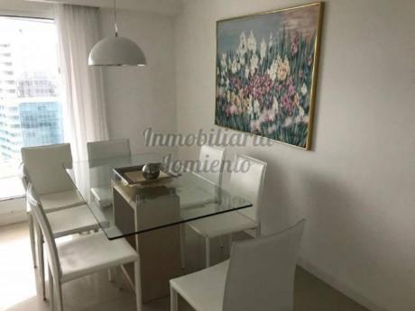 Apartamentos En Playa Mansa: Lmt278a