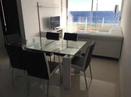 Apartamentos En Playa Mansa: Lmt309a