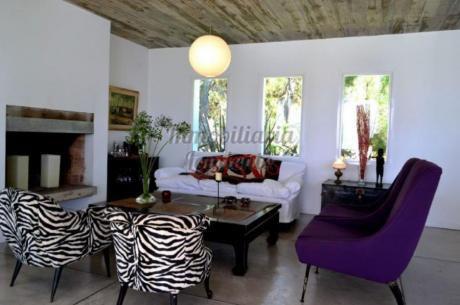 Casas En Punta Del Este: Lmt446c