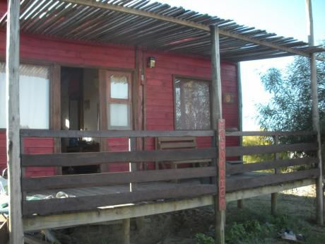 Cabaña En Punta Del Diablo, A 6 Cuadras De La Playa La Viuda