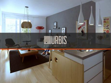 Apartamento Monoambiente Pocitos Atención Inversores