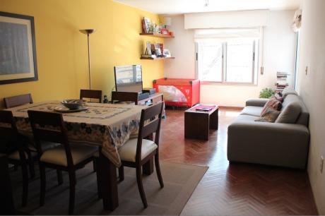 Oportunidad! Vendo Apto De 2 Dorm En Punta Carretas, Excelente Zona!