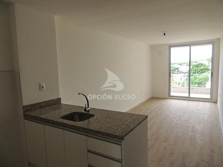 Apartamento En Alquiler En Cordón Norte, Montevideo 1 Dormitorio