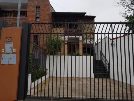 Alquilo Duplex Con Piscina En Villa Morra Zona Las Almenas